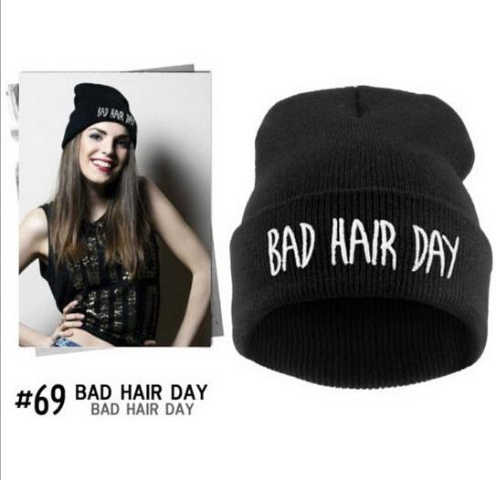 Fashion MEOW Cap Men Casual Hip Hop Hats Knitted Wool Skullies ... c93486bbc27