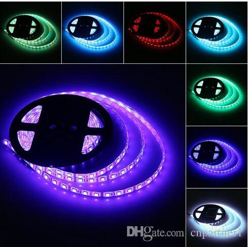 x50 unids DHL nave DC 12 V 44 Llaves IR Remoto RGB Mini Controlador Dimmer para smd 5050 3528 led Luces de Tiras 7 módulo de color