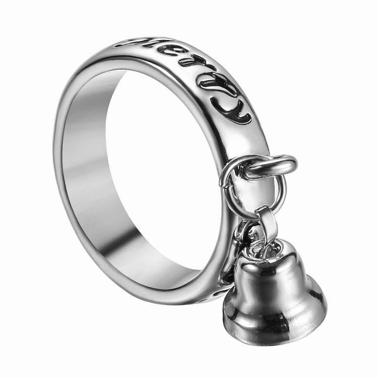 Anneaux de Noël La vie de l'arbre sonne petite cloche cerf anneaux lettre Joyeux Noël anneaux cadeaux de mode avec usine de cristal directement