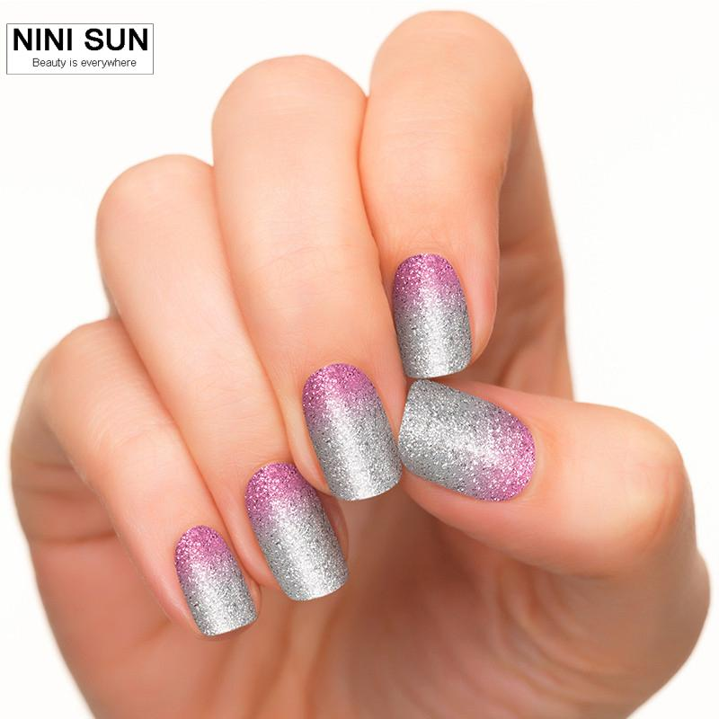 Wholesale Hot New French Strips Nail Polish Patch Stick Manicures ...