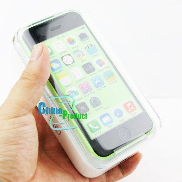"Original Apple iPhone 5C Unlocked Mobile Phone 1G/32GB Dual-Core IOS 8 Retina 4.0"" IPS 8MP 1080P GPS WIFI 3G WCDMA Smartphone 002849"