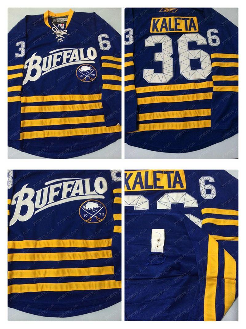 38858d519 ... Womens Patrick Kaleta Buffalo Sabres Reebok Authentic White Away Jersey  See larger image ...