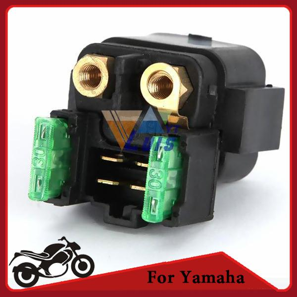 2018 Motorcycle Starter Relay Solenoid Switch For Yamaha Grizzly 660