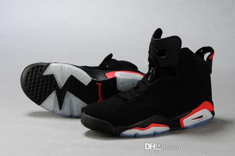 Nike Air Jordan 6 Shoes Men Basketball Shoes Retros 6s VI Mens Basketball  Shoe Womens Basketball Shoes 6 Black Infrared 23 Cheap Basketball Shoes Men  Air ...