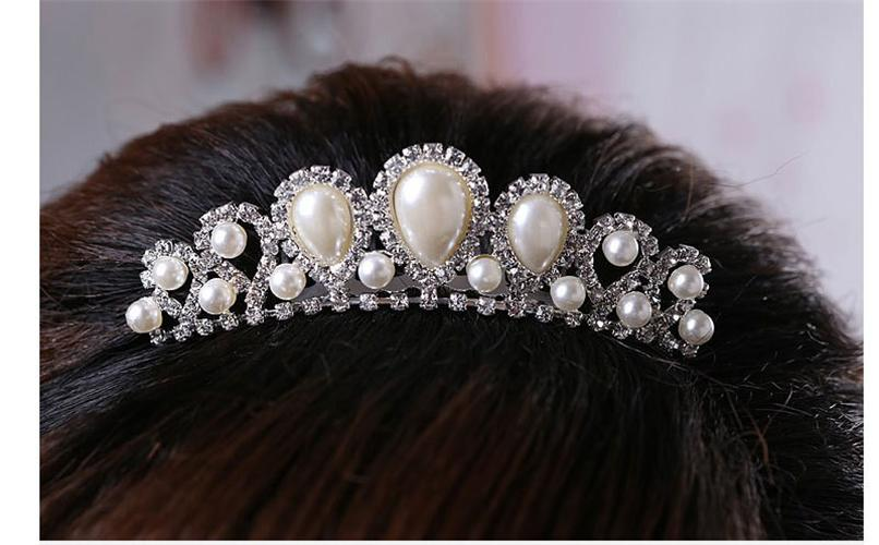 Mariée Coiffure De Mariage Coiffure Mariée Coiffure De Mode De Mariage Haute-drade Diamant Ornement Coiffe De Mariage Chaude Élégant Ornement De Bijoux
