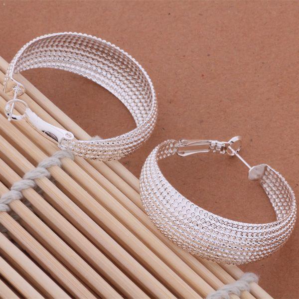 Art und Weise hübsche einzigartige Art und Weise Schmucksache-Hersteller viel Ohrringe 925 Sterlingsilberschmucksachen Fabrikpreis Art und Weise