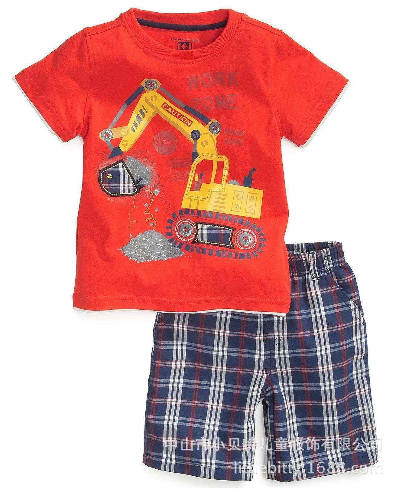 2018 Boy T Shirt Pants Boys Casual Dress Children S Clothing