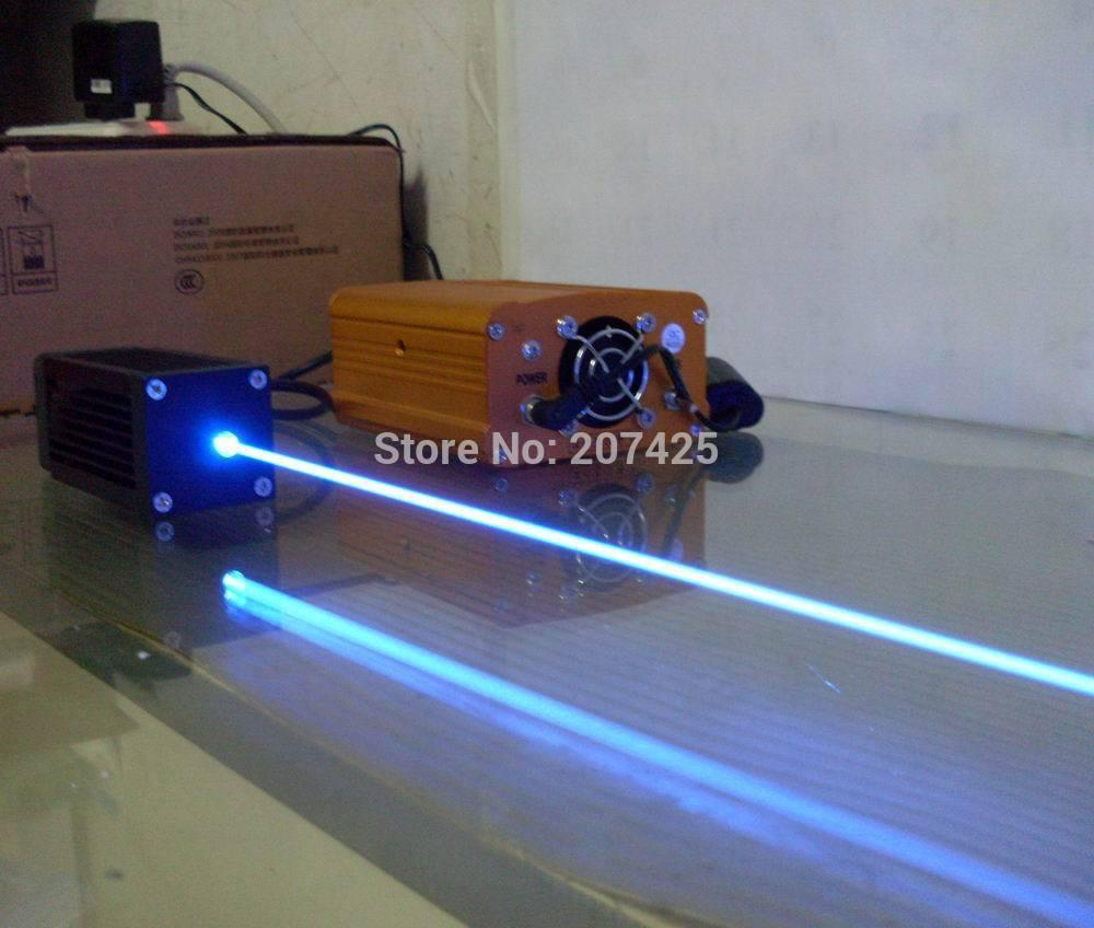 How to Build a High Powered Laser