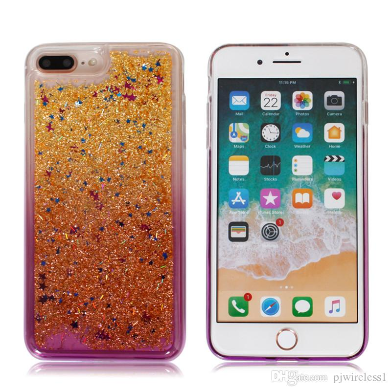 on sale 46e81 f85b1 Glitter Liquid Quicksand Case For ZTE Blade Z Max Z982 Metropcs For LG  Stylo 3 Plus Metropcs For LG V30 Cases Cover A