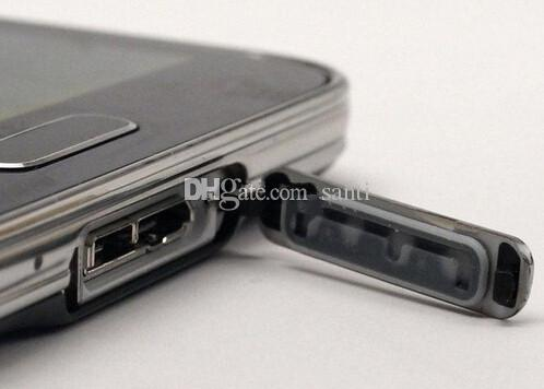 USB Cover Flap for S5 USB Data Charging Port Dust Plug Block Water Proof Cover for Samsung Galaxy S5