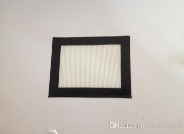 Cały zatwierdzony silikonowa mata antypoślizgowa, maty krzemowe odporne na ciepło, czysta mata silikonowa 115mmx90mm