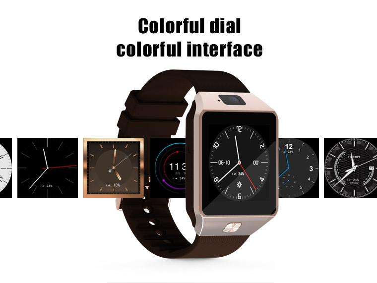3G WIFI QW09 Android Smart Watch with 5MP Camera 512MB/4GB Bluetooth 4.0 Pedometer SIM Card Call Anti-lost Smartwatch Watches PK DZ09 GT08