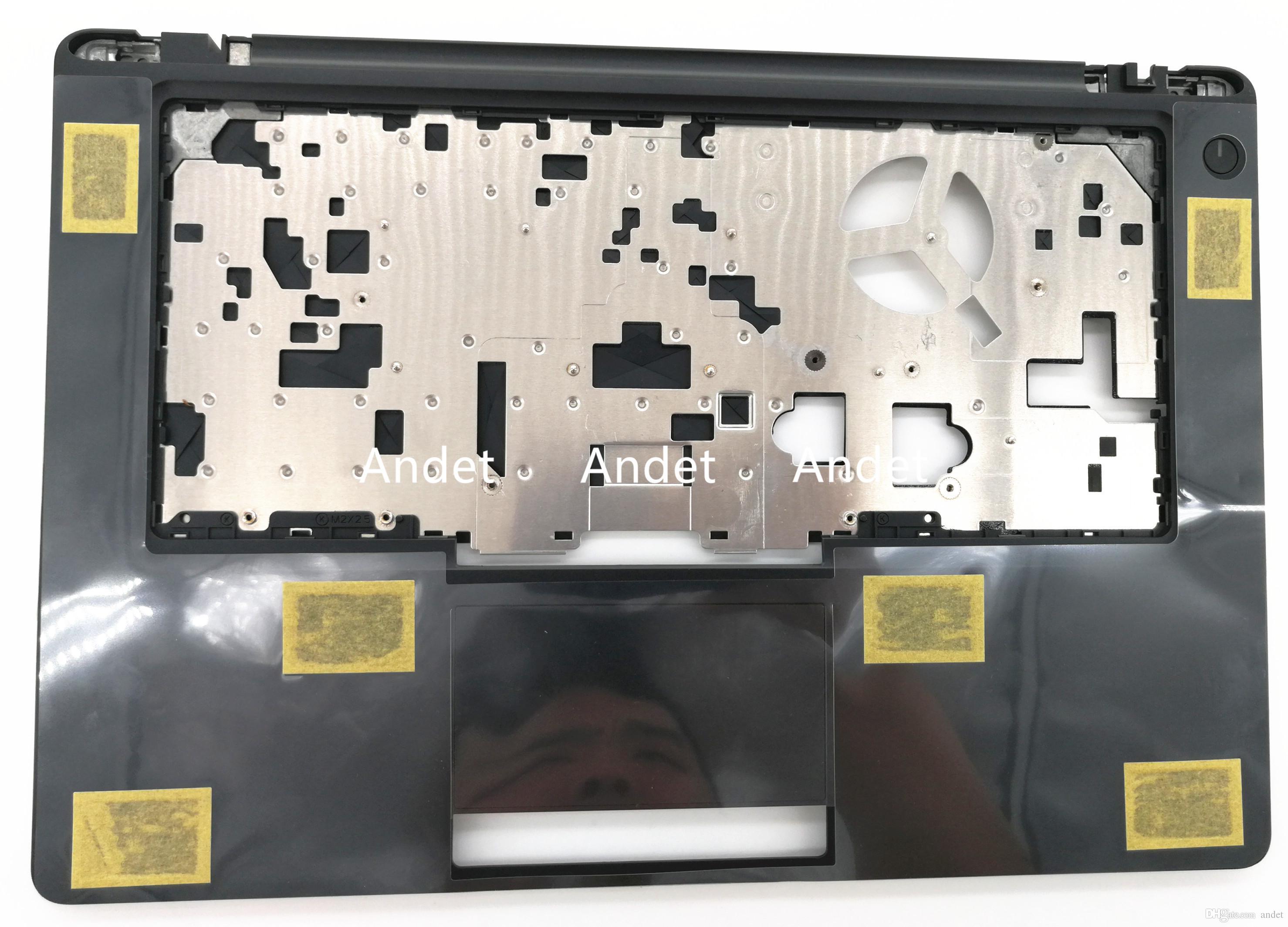 New Dell Latitude E5480 5480 Palmrest Keyboard Bezel Cover Upper ...