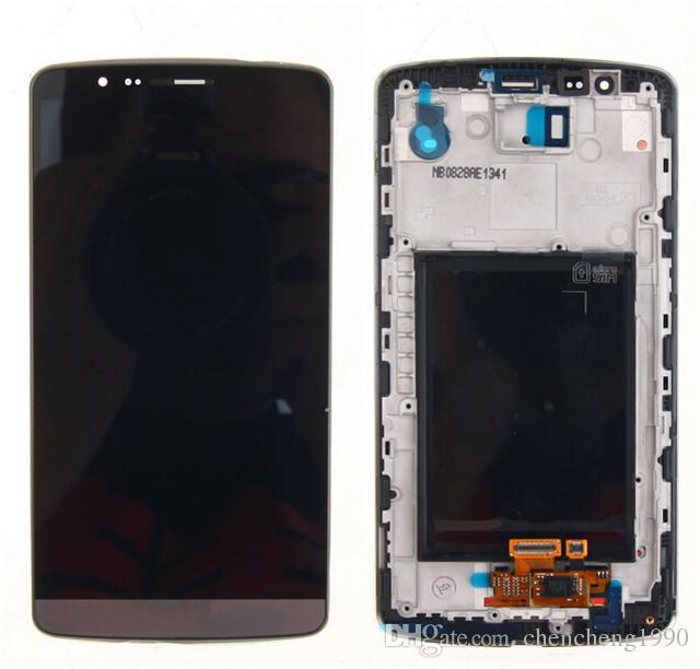 Great Quality for lg g3 NEW LCD Display With Original Touch Screen Digitizer Assembly For LG G3 D850 D851 D855
