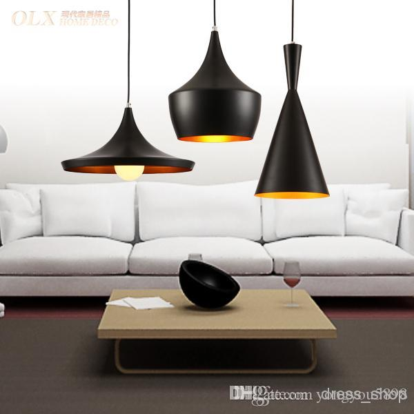 Wholesale - 3 X Lights Modern TOM Dixon Beat Kitchen House Bar Pendant Lamp Ceiling Light