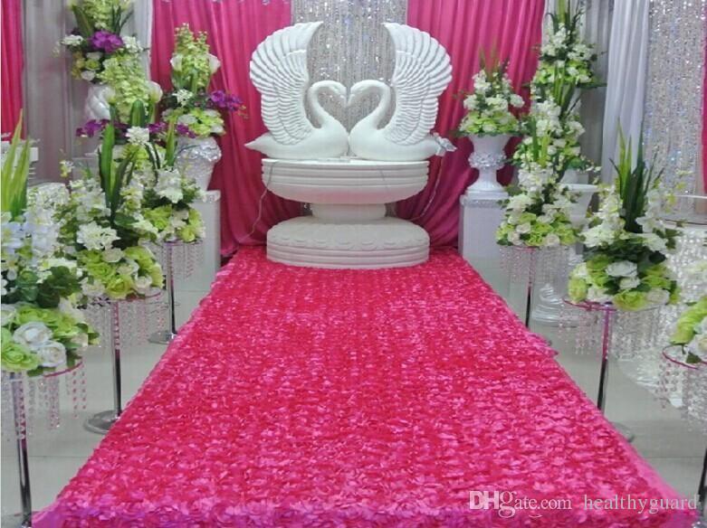 New 2016 Romantic Wedding Centerpieces Favors 3d Rose