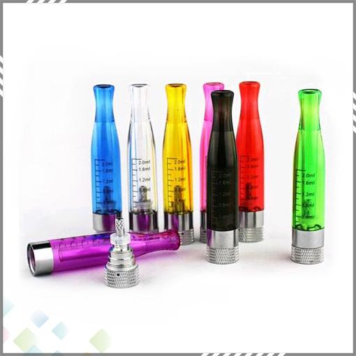 Vaporizer Clearomizer GS H2 Atomizer with Rebuildable Bottom Coil PK CE4 Atomizer