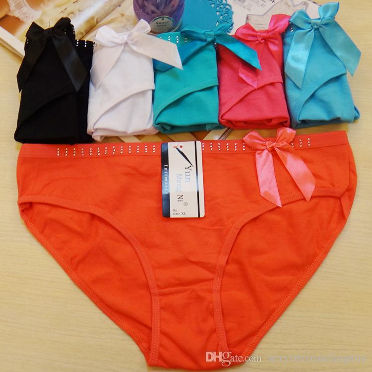 Plain cotton boyshort lady panties stretched cotton short brief women cotton tanga cute lady underwear thong hot lingerie sexy intimate