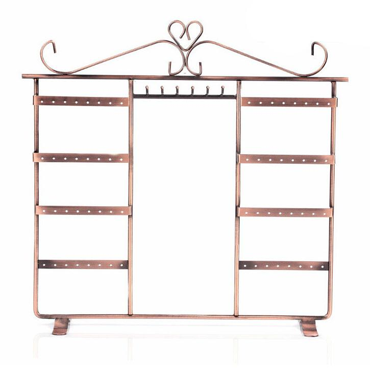 Famous 2018 Jewelry Display Stand Jewelry Holder Necklace Earring Rack  WZ97