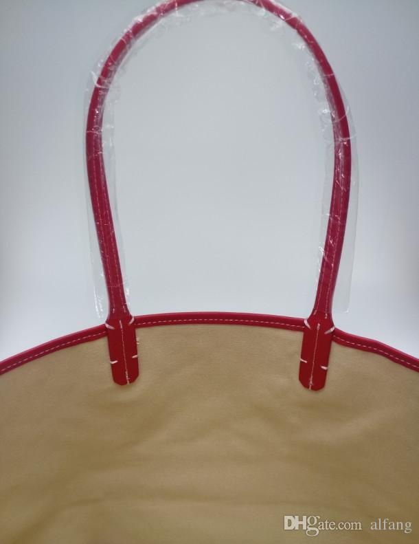 Borse da donna di lusso della borsa della borsa di stile di Parigi Francia del progettista della signora di modo di grande e di media dimensione