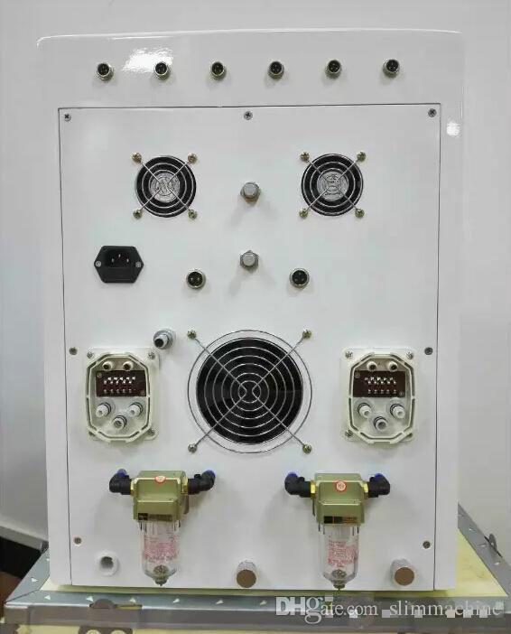 Macchina portatile di criolipolisi che si congela grasso congelamento 2018 macchina più nuova di ultrasuoni di criolipolisi RF liposuzione macchina del laser CE