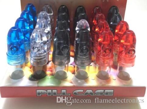السعوط رصاصة مربع الصيدلي السنوكر 67 ملليمتر الطول زجاج أكريليك الفخم الصواريخ زجاجة السعوط الفخم السعوط الفخم موزع ل dabs