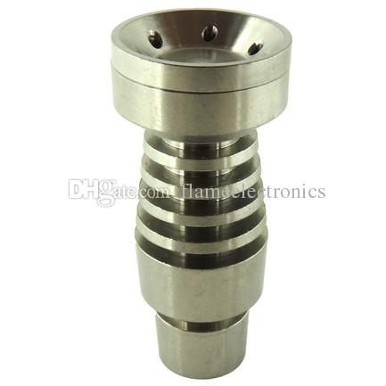 Super Universal Domeless Grade 2 Titanium Nail Two Function Domeless Ti Nail for 14.5mm 18.8mm Male GR2 Titanium Nail 14mm 18mm