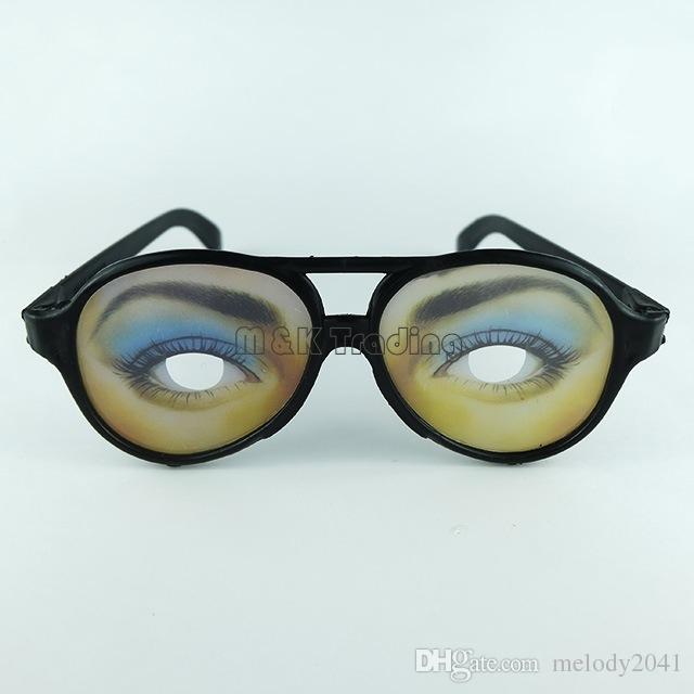Männer und Frauen lustige Brillen Halloween-Party-Gläser Fancy Sonnenbrille Szene Requisiten sehr Großhandel