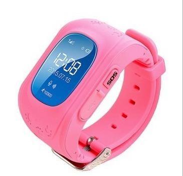OLED Q50 Kids Rastreador GPS Smart Watch Teléfono SIM Banda cuádruple GSM Safe SOS Llame Smartwatch para Android B680