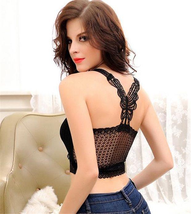 Sexy top bra