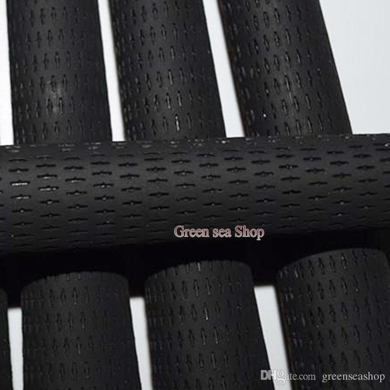 جديد honma الغولف القبضات جودة عالية المطاط جولف الحديد القبضات الألوان السوداء في اختيار 10 قطعة / الوحدة نوادي الجولف السيطرة شحن مجاني