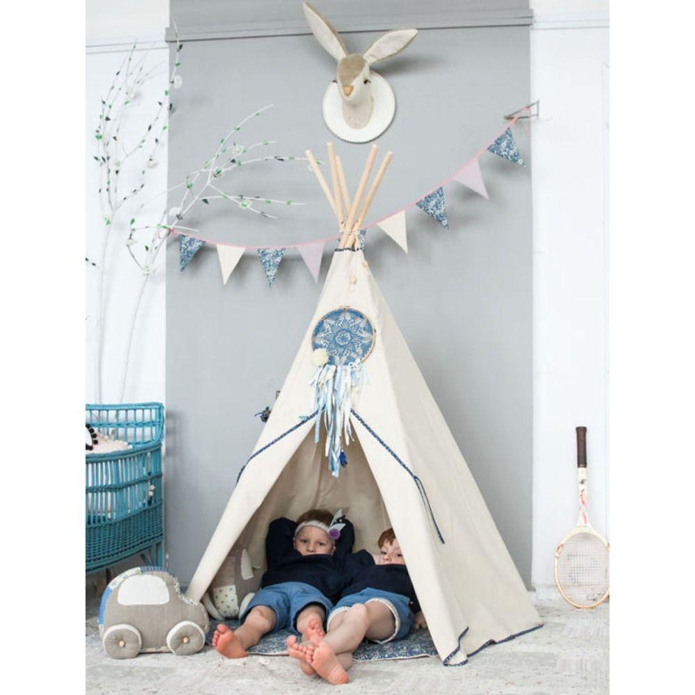 Childrenu0027S Teepee Play TentTipiTeepee TentKids Teepee Tent Childrens Indoor Tents Tent Kids From Nintter $191.36| Dhgate.Com  sc 1 st  DHgate.com & Childrenu0027S Teepee Play TentTipiTeepee TentKids Teepee Tent ...