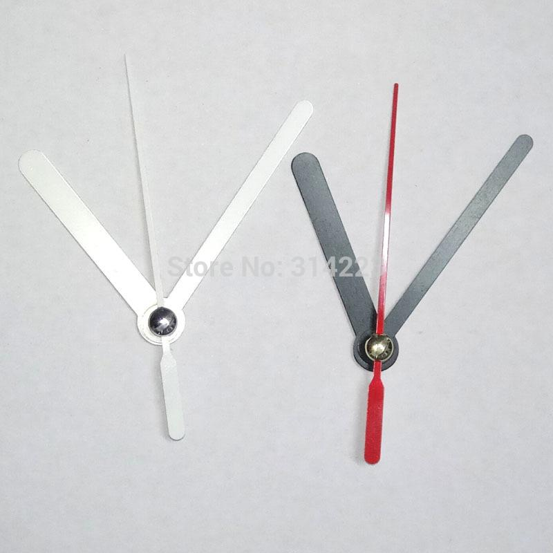 100 Quartz Clock Movement for Clock Mechanism Repair Diy Parts Accessories  Clock Needle Not Bent Short Hands Bz011