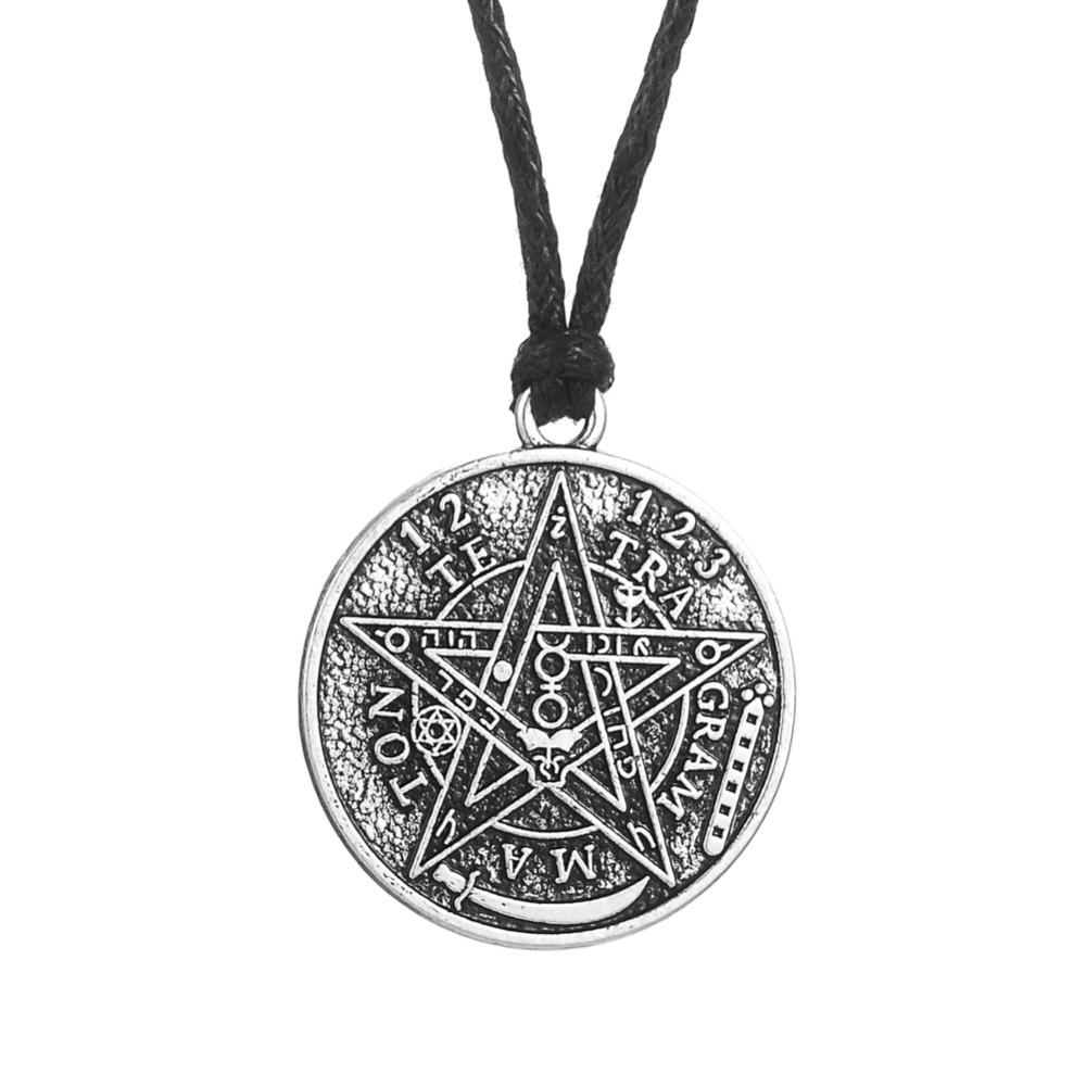 Wholesale antique silver te tra gram ma ton star pendants wizard wholesale antique silver te tra gram ma ton star pendants wizard necklace mens necklaces silver necklace from daixll2 633 dhgate aloadofball Gallery
