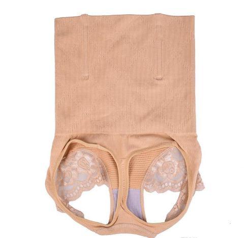 2016 New Women Tummy Control Panties High Waist Butt Lifter Women Slimming Body Shaper Enhancer Panty Waist Cincher Waist Trainer