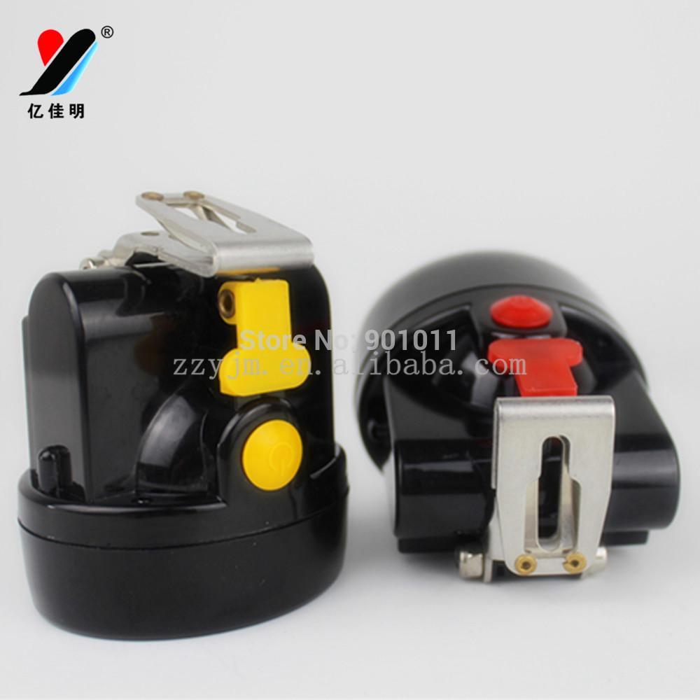 T6 Rechargeable Headlamp LED headlight Coal Mine Light Safety Cap Lamp Mining Helmet Lamp YJM-KL2.8LMB