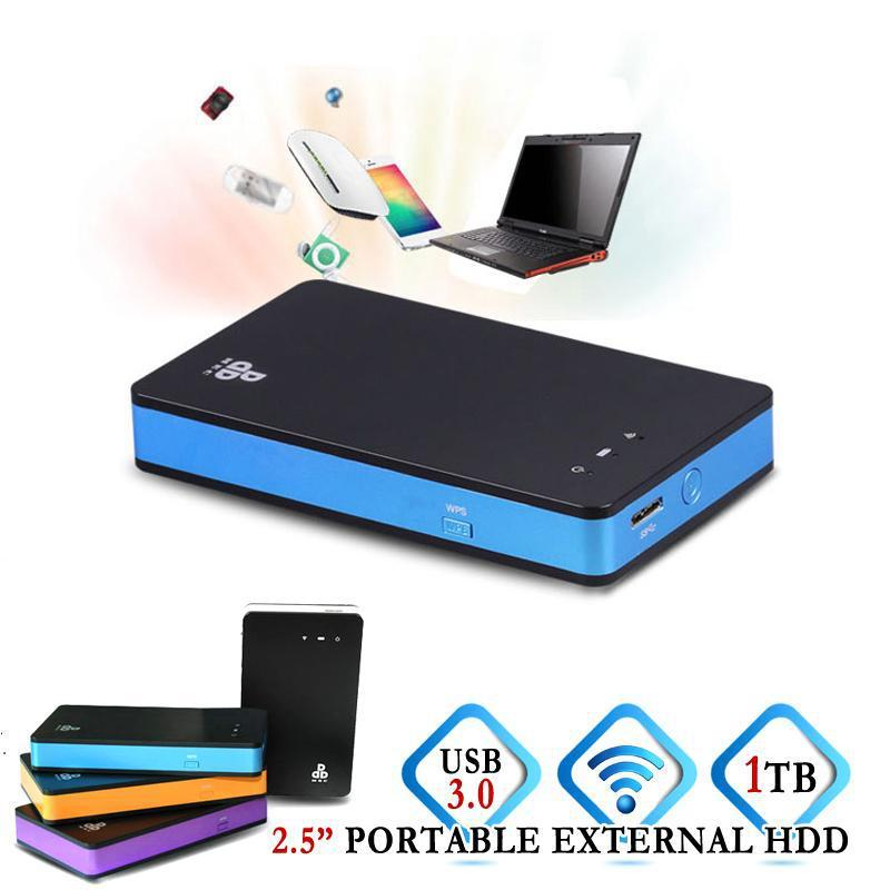 Portable Usb 3.0 External Hard Drive Hdd 1tb 2.5 Wireless Mobile Hd Externo Hard Disk Wifi Storage Ap Router Hdd Externo Sdd Network Hard Drive 1 Terabyte ...  sc 1 st  DHgate.com & Portable Usb 3.0 External Hard Drive Hdd 1tb 2.5 Wireless Mobile Hd ...