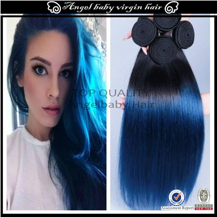 Malaysia virgin hair ombre straight hair black and blue ombre hair malaysia virgin hair ombre straight hair black and blue ombre hair extensions human hair 7a unprocessed virgin hair 3 bundle deals weave in hair extensions pmusecretfo Image collections