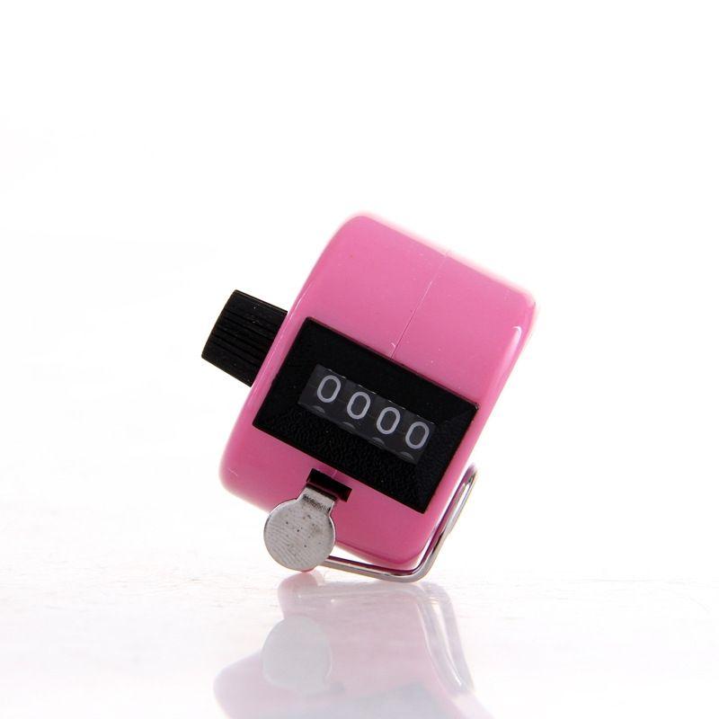 Contador contador de Contagem mecânica de Alta qualidade Colorido Mão Tally tasbih Contador de freqüência contador de contador de temporizador # FJ537
