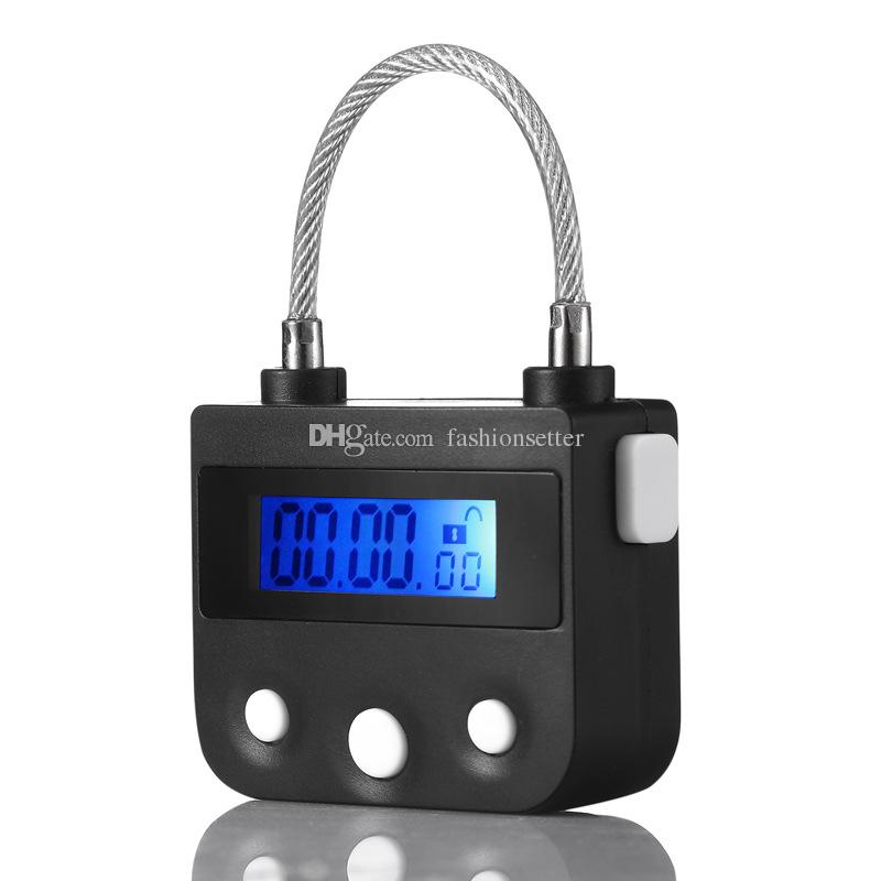 USB charging multipurpose timing lock chastity lock bdsm fetish for bondage adult games sex toys for couples