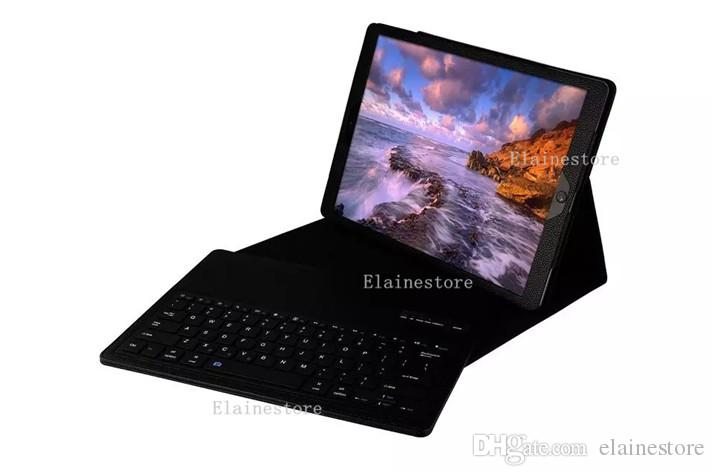 Bluetooth Wireless Keyboard Case Cover Tablet PC Stand Holster Cover for IPAD PRO 9.7/12.9inch