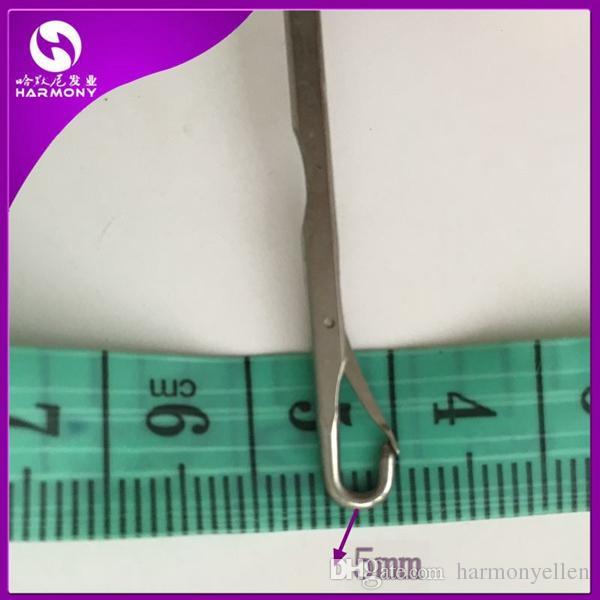 Voorraad Plastic breien en haaknaalden voor jumbo vlechten draai haar en weven dreadlocks Xuchang harmonie