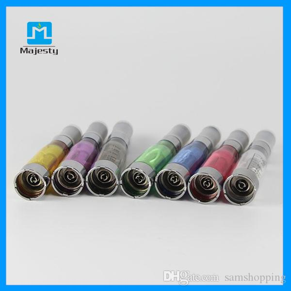 2015 Newest Ce4 Atomizers 1.6ml 2.4 Ohm For E-cig Battery Ce4 Ce5 Clearomizer Atomizer Wicks Ce4 Clearomizer For Sale