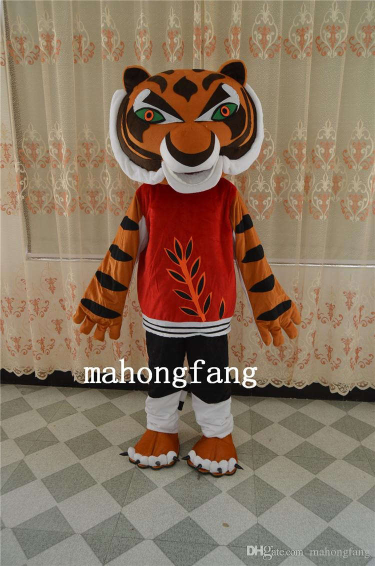 see larger image - Tigress Halloween Costume