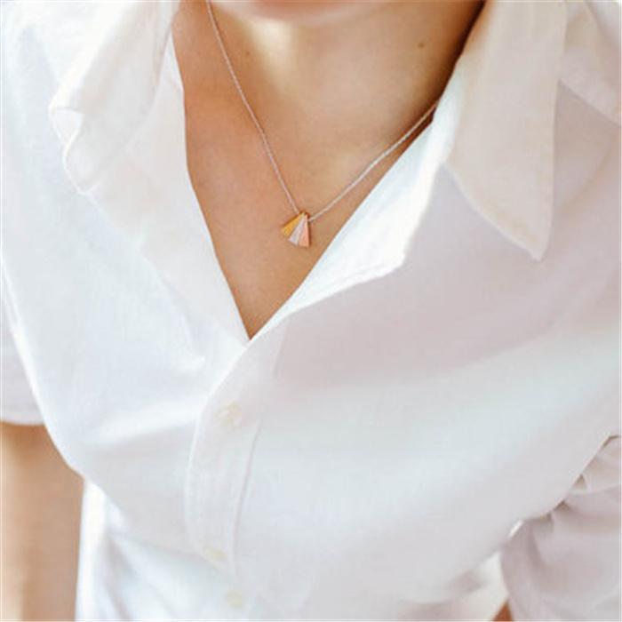 Nette Anhänger Halsketten für Frauen Europa und Amerika Beliebte Anhänger Halskette 2016 Neue Ankunft für Sale2