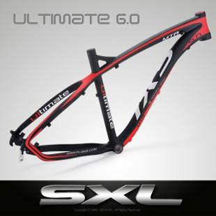 Original Sxl 6061 Aluminum Alloy Frame Mountain Bike Disc Brakes  Ergonomically Designed Bicycle Frame 26/27.5/29*1517/19 Steel Mountain Bike  Frame Titanium ...
