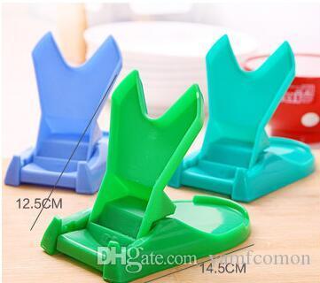 Kitchen Spoon Pot Lid Shelf Cooking Storage Kitchen Home Tool Stand Holder