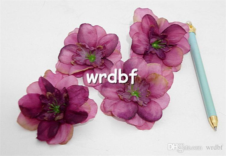 Silk Spring Swallows Flower Head Dia. 7 cm / 2,76