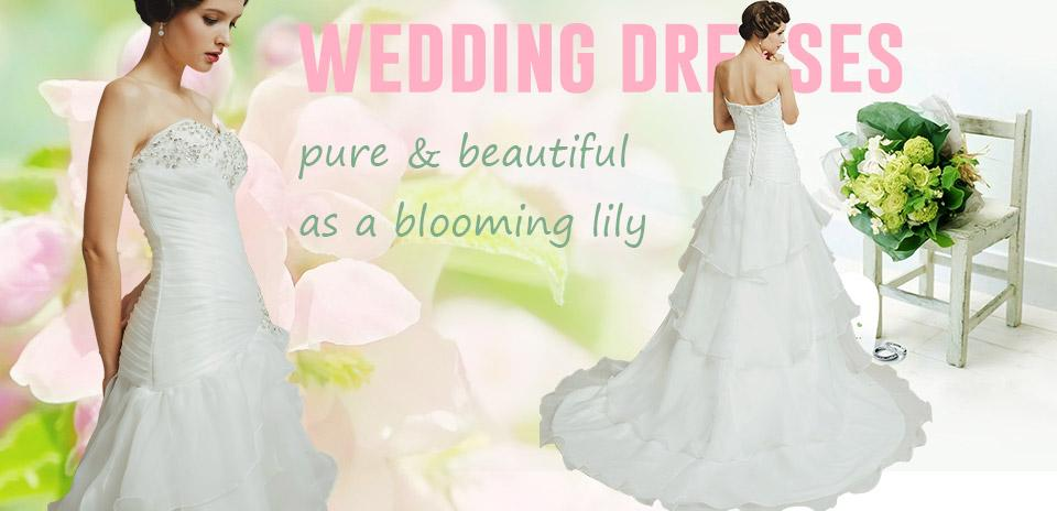 2015 Sweetheart Beaded Crystal Ball Gown Wedding Dresses Strapless Ivory White Satin Tulle Bridal Gowns Custom Made Wedding Wear Real Image