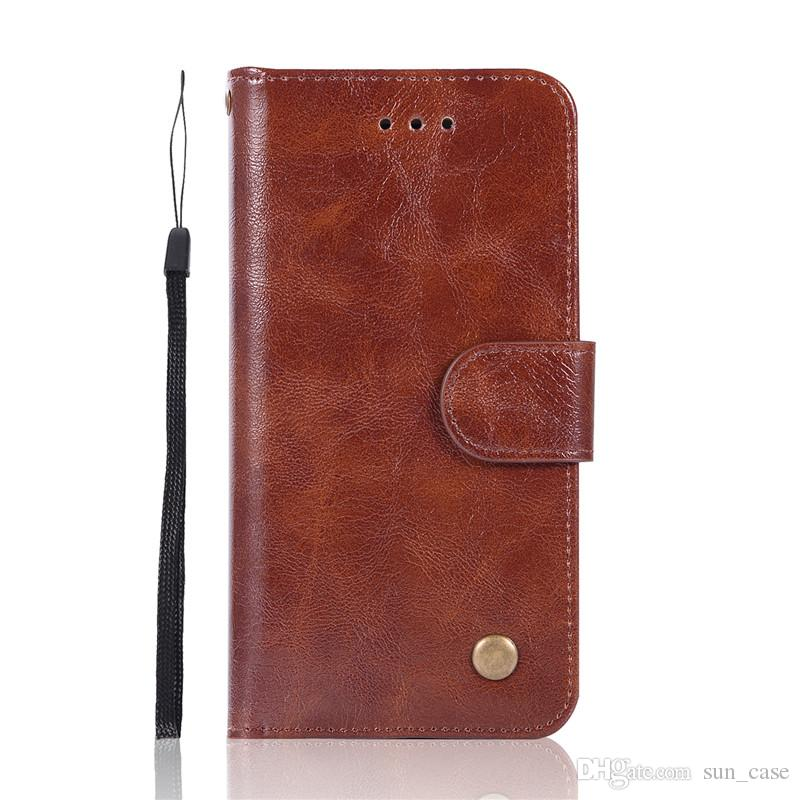 Shell For Samsung galaxy J1 J3 J5 A3 A5 2016 Note 5 S5 i9600 J3 J5 J530 J7 J730 2017 Case PU Leather Stand Wallet Rope Card Slots Cover